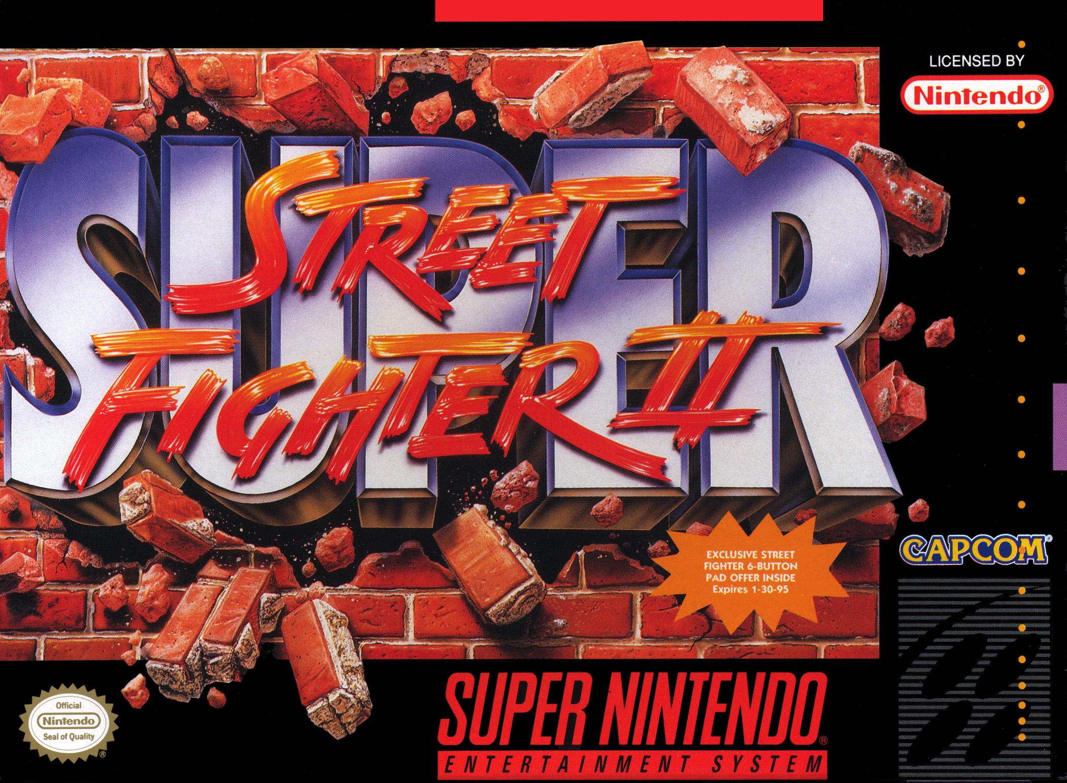 Syltefar Com Super Street Fighter Ii
