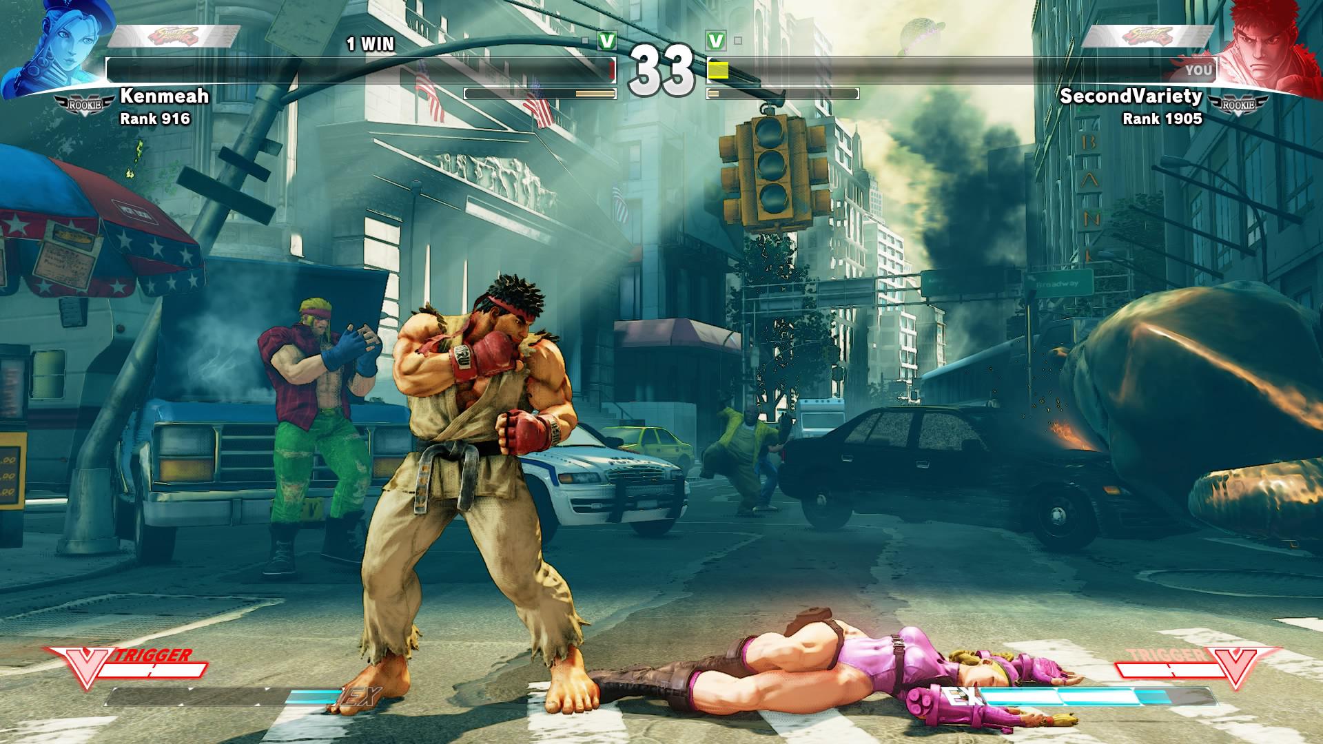 Syltefar Com Street Fighter V